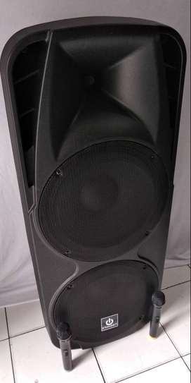 mumer Speaker Portable Amplifier wireless meeting Bluetooth DOBEL 15