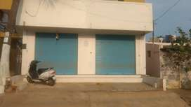 Cumursial shop and house for sale