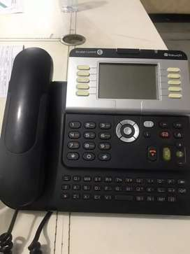 Alcatel Lucent IP touch 4028, 4039' 4029 IP Phone with adapter