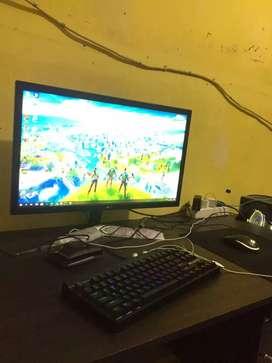 Komputer Gaming siap seting high