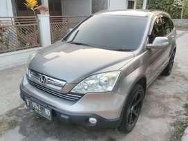 Honda CRV 2.0 manual
