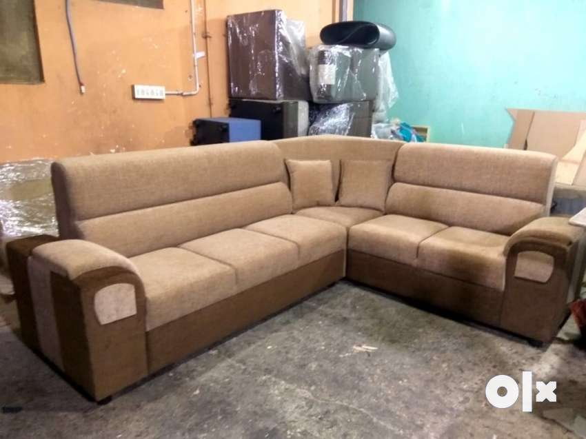 Brand new cozy corner/ sectional/ L sofa at whole sale price 0
