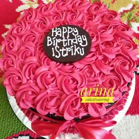 Cake Ulang Tahun Solo Delivery Free