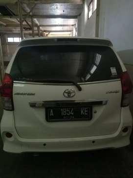 Toyota Avanza Veloz 1.5 Mt pajak off 1 kali