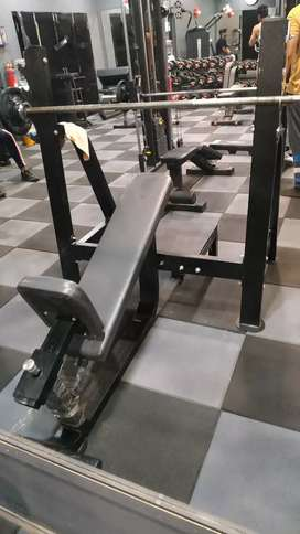 chest incline and flat bench for commercial use