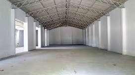 5500 Sq.ft Godown for sale near Olavanna, Calicut.