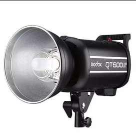 lighting flash strobist GODOX QT600II