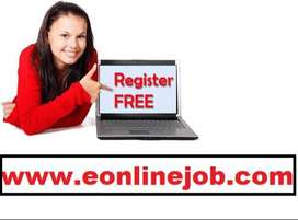 Daily Salry Rs.2000/- Fixed - Work from Home - Data Entry Jobs