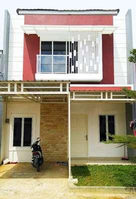HARGA PROMO Rumah 2 Lantai dekat POLDA, KIMA, GOR SUDIANG, Pasar Daya.