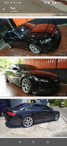 Audi A 4 2011 cat orisinil