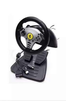 Steering wheel for gaming for ps3/ps4/ps5/xbox360 and computers