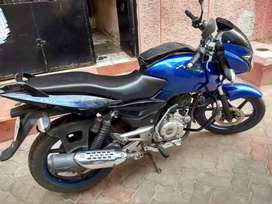 Pulsar 150 - Well Maintained/Single and Smoothly Handled