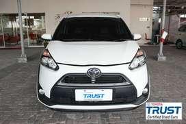 Toyota Trust - SIENTA G 1.5 MT 2016
