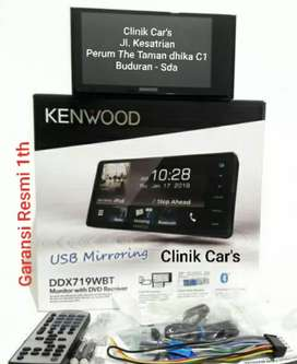 • Headunit Kenwood DDX719WBT
