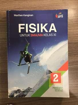 BUKU PAKET ERLANGGA FISIKA KELAS 11