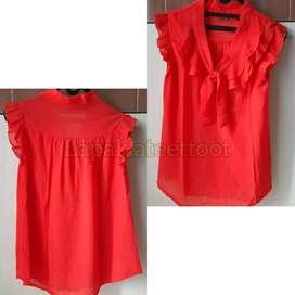 PRELOVED - Baju kutung Orange