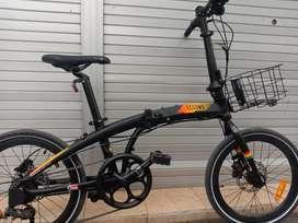 Sepeda lipat Element Ecosmo reggae ( Mojokrto )