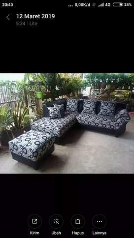 Kami menerima pesanan sofa baru maupun reparasi