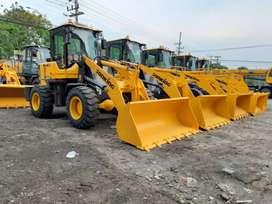 Wheel Loader Kapasitas 1m3 Engine Powerful Tangguh Murah