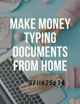 We provide genuine home-based data entry work