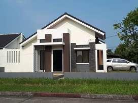 Rumah Hook Dijual Cepat Cluster Harapan Mulya Regency