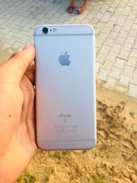 6s 128 gb newly condition not a single scratch
