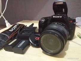 Kamera DSLR Sony a390