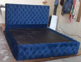 Double Bed Full Covered