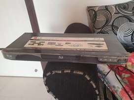 Bluray and DVD player unused