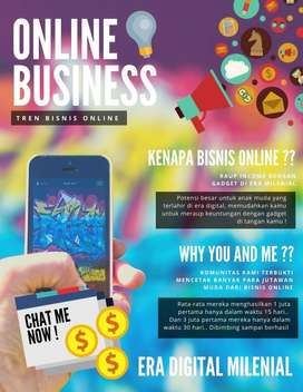 Bisnis online - komunitas pembisnis Online