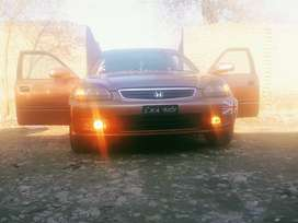 Exchange with 1988 corolla just for fun 1996 modle converted to 2000