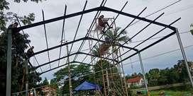 Kontruksi baja dan bangunan