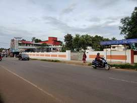 55 Cent 135 ft frontage Godown Rent lease at Cherpu Thrissur Highway
