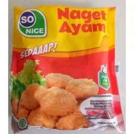 Nugget Ayam So Nice 250gr