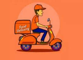 Wanted delivery boys