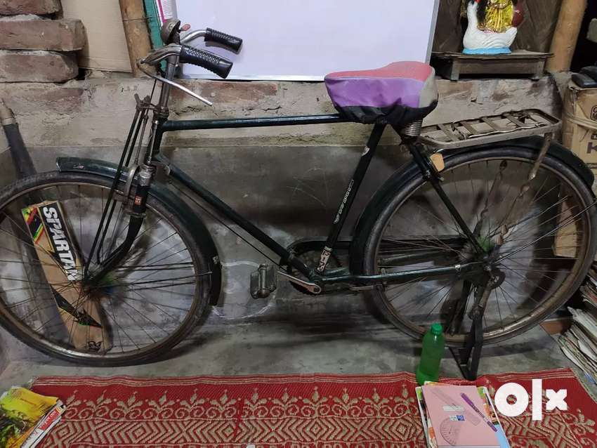 Hero cycle is in very good condition. 0