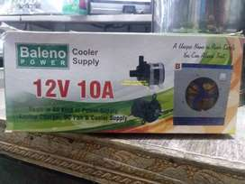 12V 5A, 10A & 16A DC POWER Supply ADAPTER