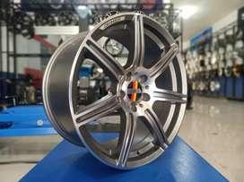 Velg import ring 18 HSR bisa buat mercedes civic rush xpander inova
