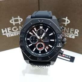 Jam Tangan Hegner HW 1670 Black