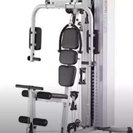 Home gym kettler alat fitness olahraga multi gym