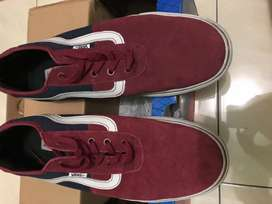 Vans Rowley SPV Burgundy Deep Blue