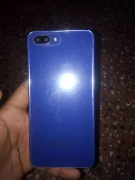 Realme c1 2 16 gb phone and charger sell and exchange