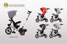 Sepeda stoller Pasific 5166 berkualitas