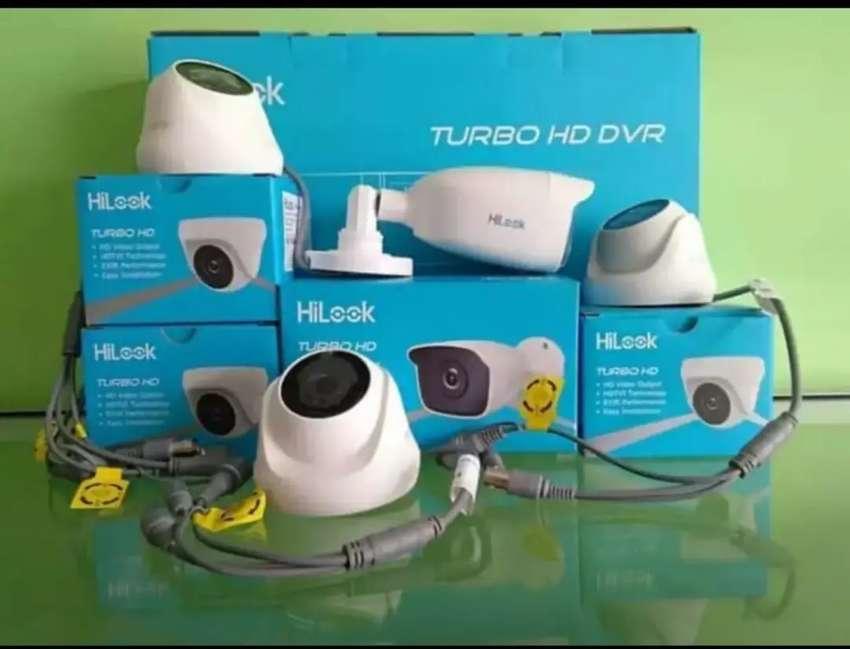 Paket kamera Cctv lengkap dengan pemasangan daerah Cikadu,,