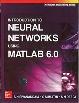 Introduction to Neural Networks Using Matlab by Deepa and Sivanandam