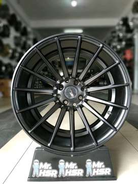 Velg racing  R17, buat swift, jazz, yaris, city, vios