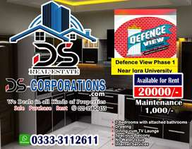 Defence view phase 2 near iqra university