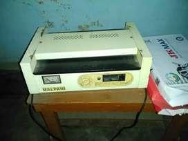 Xerox machine,printer,lamination