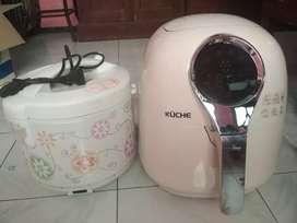 Kuche airfreyer k900