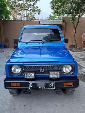 Suzuki Jeep Jimny Jimnie Long
